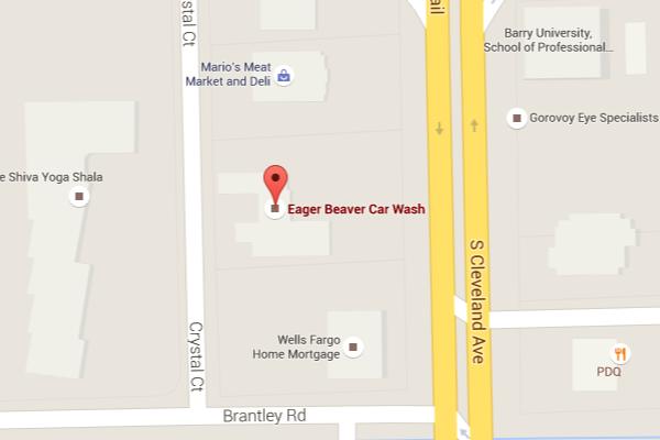 Eager Beaver Car Wash Fort Myers Florida