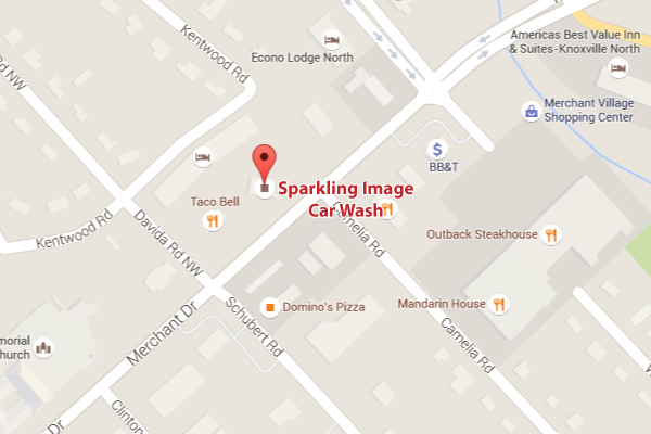 Car Wash Locations Knoxville Tn